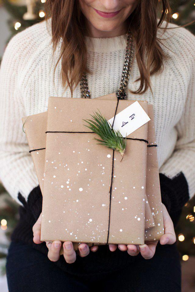 идеи упаковки подарков +своими руками