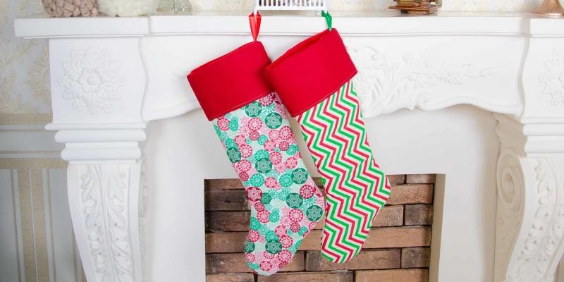 Всё для упаковки новогодних подарков