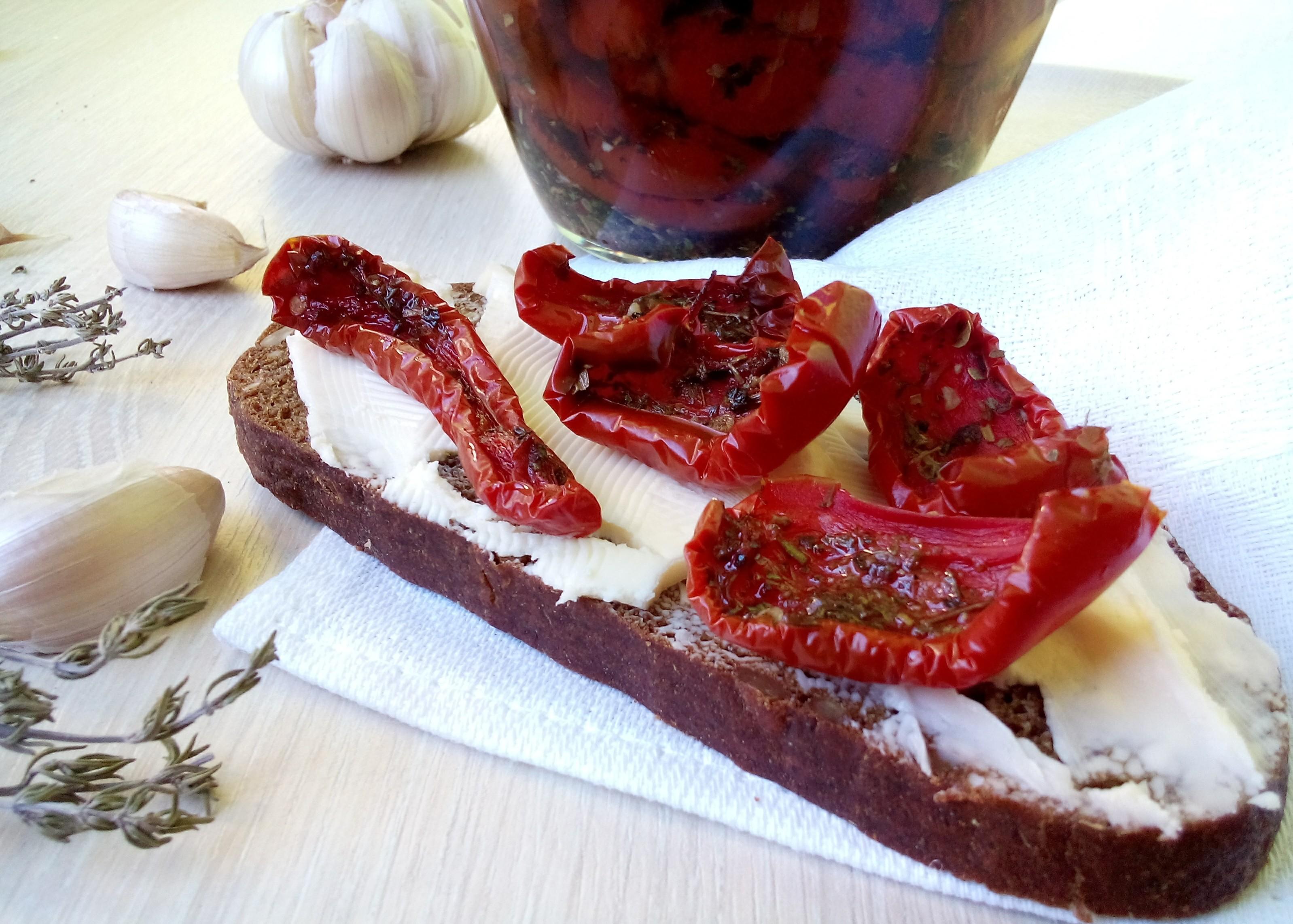 вяленые помидоры рецепт +на зиму